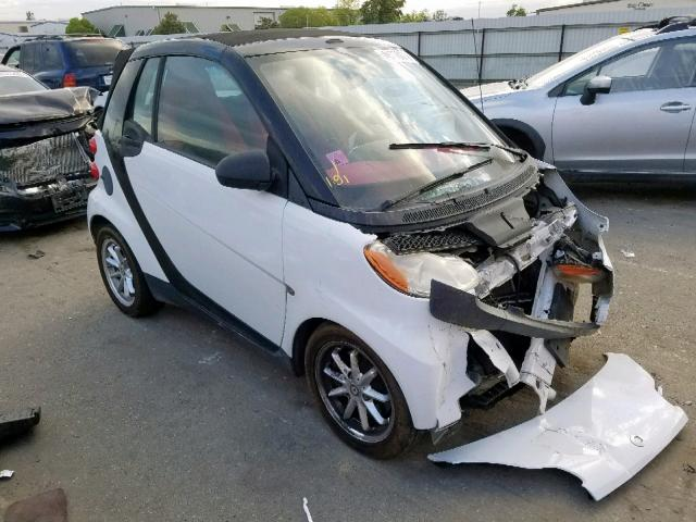 2009 SMART FORTWO PAS,