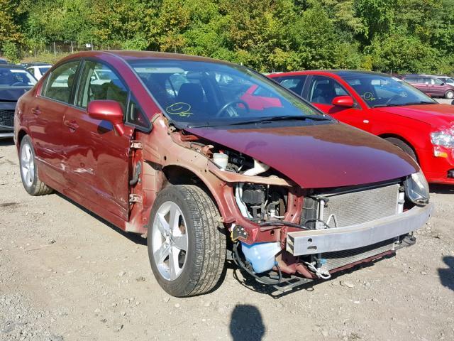 2011 HONDA CIVIC LX-S,