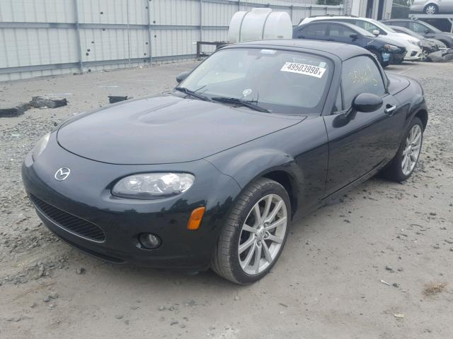 2008 Mazda Miata >> 2008 Mazda Mx 5 Miata Green Jm1nc26f480143808 Price History History Of Past Auctions
