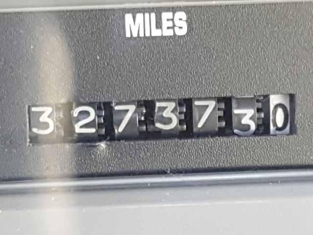 1HSHNAHR73H561886 - 2003 INTERNATIONAL 8000 8100 WHITE photo 8