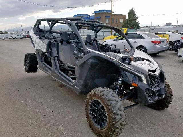 2019 CAN-AM MAVERICK X,