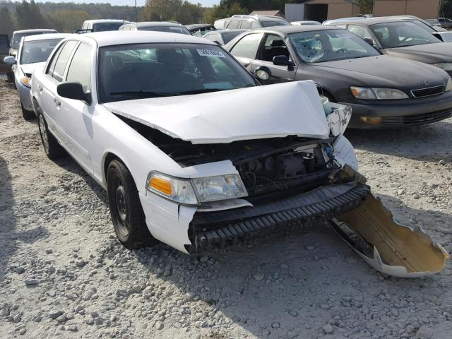 2008 FORD CROWN VICT,