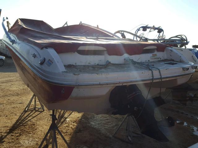 SERV5282D404 - 2004 SEAR MARINE LOT RED photo 3