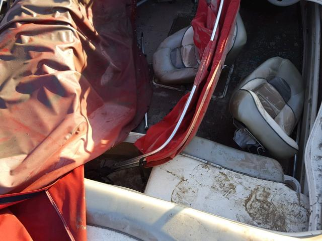 SERV5282D404 - 2004 SEAR MARINE LOT RED photo 6