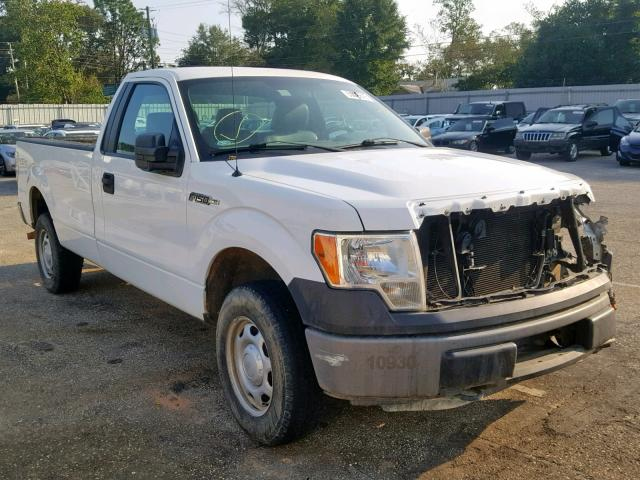 2012 FORD F150,