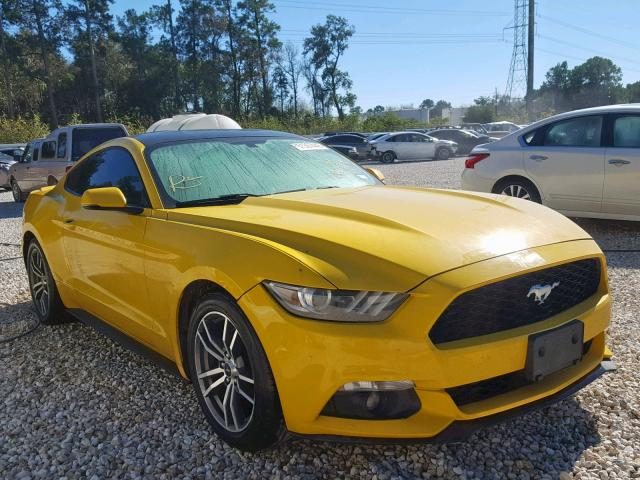 2016 FORD MUSTANG,