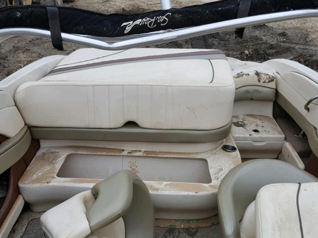 SERV6206E505 - 2005 SEAR MARINE LOT WHITE photo 6