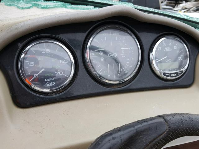 SERV6206E505 - 2005 SEAR MARINE LOT WHITE photo 8
