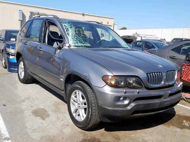 2005 BMW X5 3.0I,