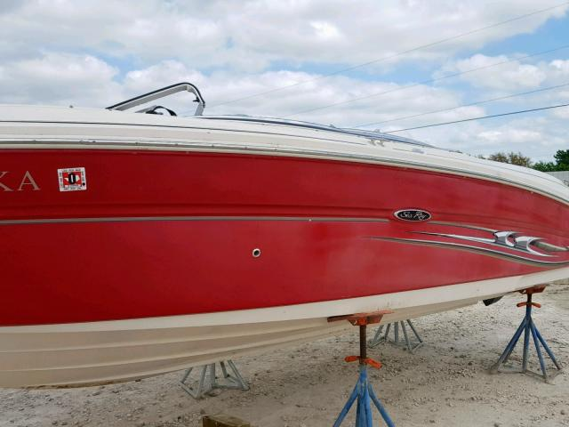 SERV1302F304 - 2004 SEAR MARINE LOT RED photo 9