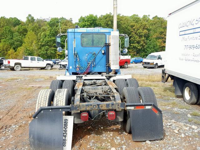 2HSCESBR95C144529 - 2005 INTERNATIONAL 9200 9200I BLUE photo 6