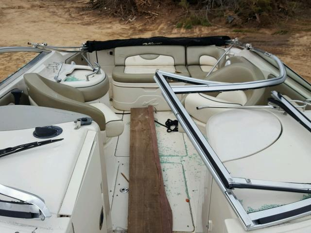 SERR2221H405 - 2005 SEAR MARINE LOT WHITE photo 6