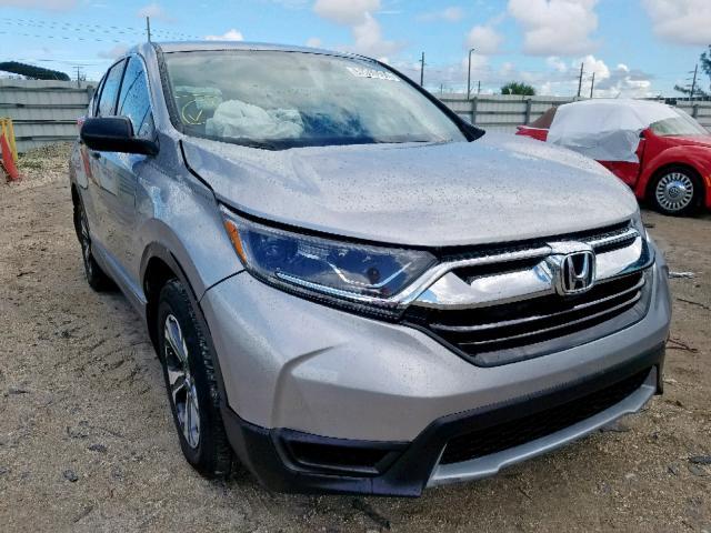 2017 HONDA CR-V LX,