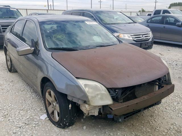 2008 FORD FUSION SEL,