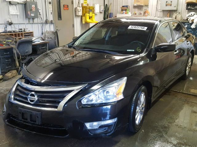 1N4AL3AP4EC188994 - 2014 NISSAN ALTIMA 2.5 BLACK photo 2
