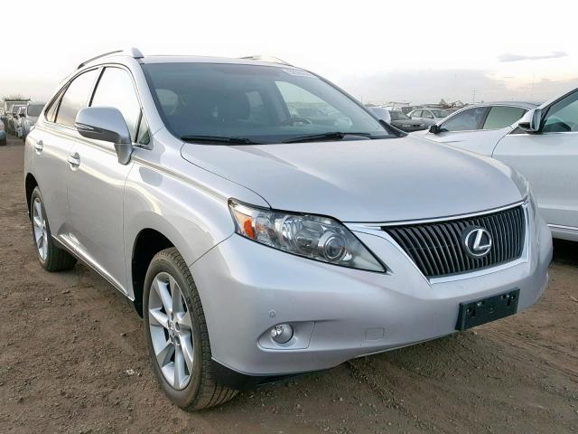 Jtjbk1ba0a2001098 2010 Lexus Rx 350 Silver Price History History Of Past Auctions Prices And Bids History Of Salvage And Used Vehicles