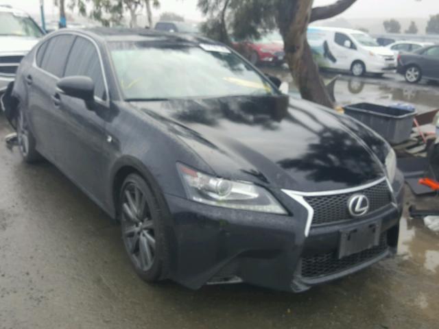 2013 LEXUS GS 350,
