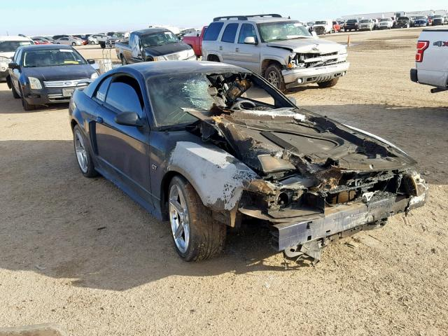 1fafp42x92f231525 2002 Ford Mustang Gt Blue Price