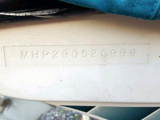 MHP29052C989 - 1989 BERING MARINE/TRL WHITE photo 10