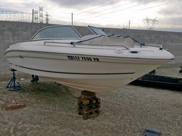 SERV3428L697 - 1997 SEAR MARINE LOT WHITE photo 1