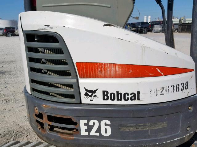 B33211556 - 2014 BOBCAT E26 WHITE photo 9