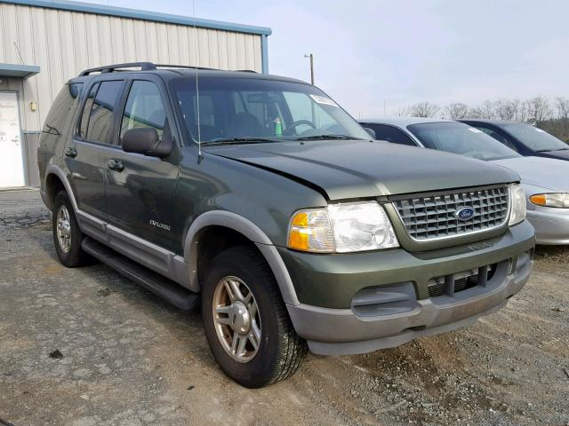 1fmzu73e02zb17924 2002 ford explorer x green price history history of past auctions prices and bids history of salvage and used vehicles cars bids history