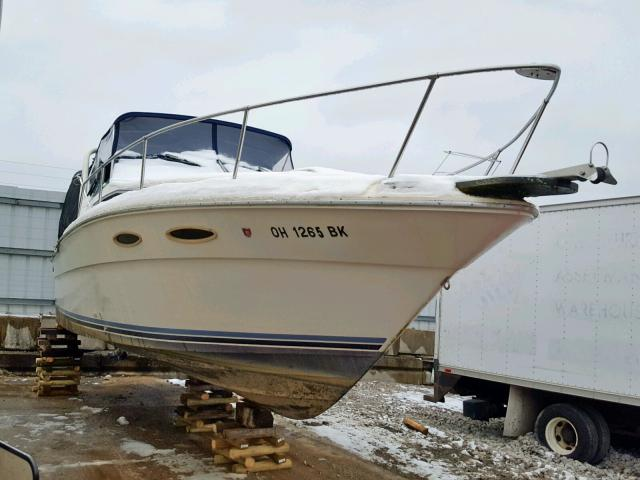 SERT4720K687 - 1987 SEAR MARINE LOT TWO TONE photo 1