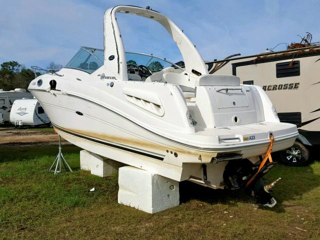 SERR4147A505 - 2005 SEAR MARINE LOT WHITE photo 3