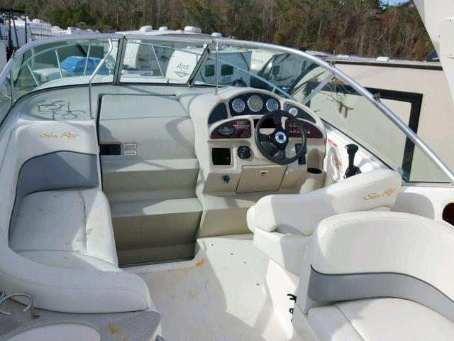 SERR4147A505 - 2005 SEAR MARINE LOT WHITE photo 5