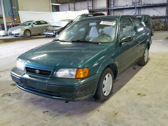 jt2el56dxs0093478 1995 toyota tercel dx green price history history of past auctions prices and bids history of salvage and used vehicles 1995 toyota tercel dx green jt2el56dxs0093478 price history history of past auctions