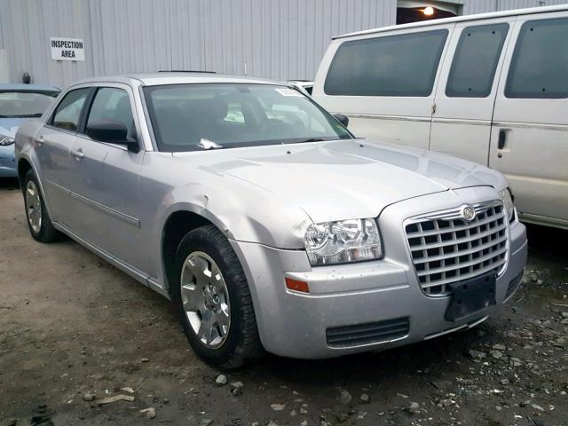 2c3ka43r47h813178 2007 Chrysler 300 Silver Price History History Of Past Auctions Prices And Bids History Of Salvage And Used Vehicles