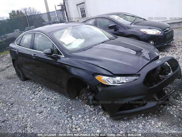 2014 FORD FUSION,