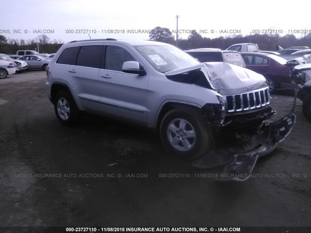 Car Auctions In Nc >> 2013 Jeep Grand Cherokee Laredo Silver 1c4rjfag1dc602722 Price History History Of Past Auctions