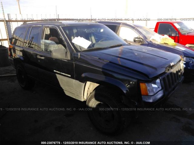 1998 Jeep Grand Cherokee Laredo >> 1998 Jeep Grand Cherokee Laredo Tsi Gray 1j4fx58s3wc121955 Price History History Of Past Auctions