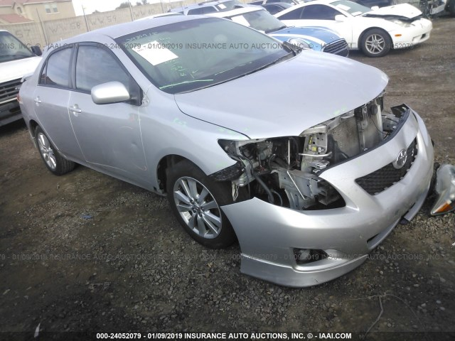2010 Toyota Corolla S >> 2010 Toyota Corolla S Le Xle Silver 2t1bu4ee4ac423258 Price History History Of Past Auctions