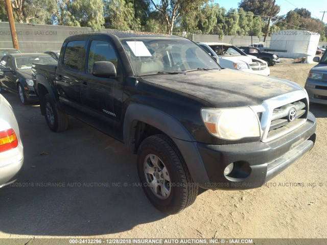 2008 Toyota Tacoma Double Cab >> 2008 Toyota Tacoma Double Cab Prerunner Black 5teju62n58z470461 Price History History Of Past Auctions
