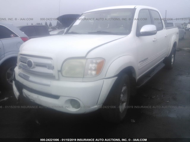 2006 Toyota Tundra Sr5 >> 2006 Toyota Tundra Double Cab Sr5 White 5tbet341x6s542979 Price History History Of Past Auctions