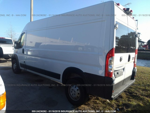 3C6TRVDG6KE506148 - 2019 RAM 2 DOOR  WHITE photo 3