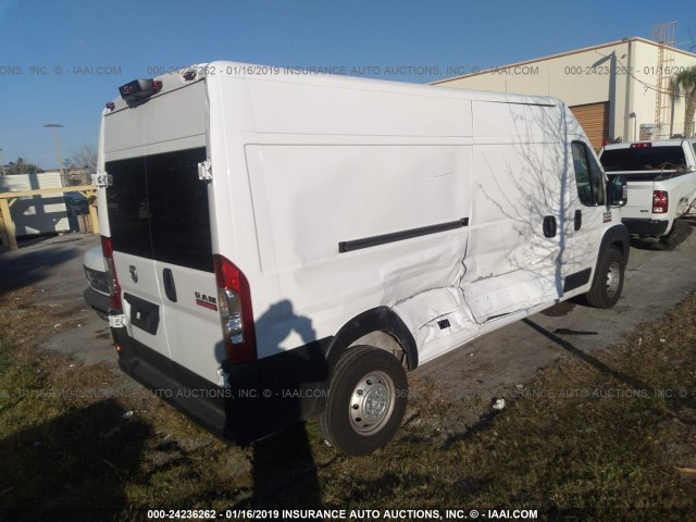 3C6TRVDG6KE506148 - 2019 RAM 2 DOOR  WHITE photo 4