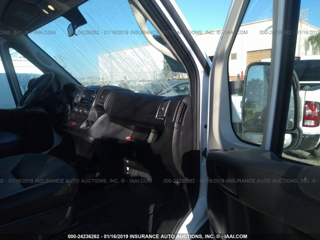 3C6TRVDG6KE506148 - 2019 RAM 2 DOOR  WHITE photo 5