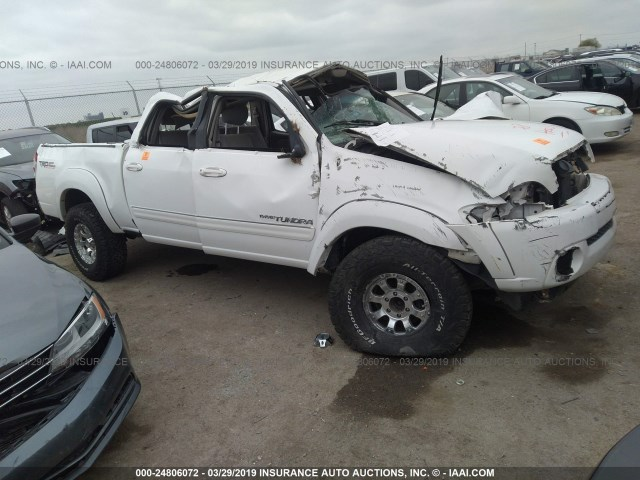 2006 Toyota Tundra Sr5 >> 2006 Toyota Tundra Double Cab Sr5 White 5tbet34116s518022 Price History History Of Past Auctions