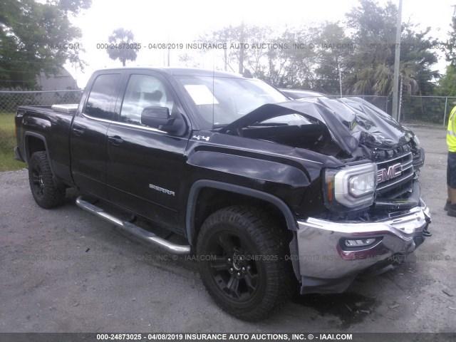 2016 GMC SIERRA K1500 SLE,