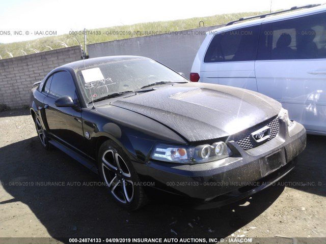 04 Mustang Gt >> 2004 Ford Mustang Gt Black 1fafp42x74f152826 Price History History Of Past Auctions