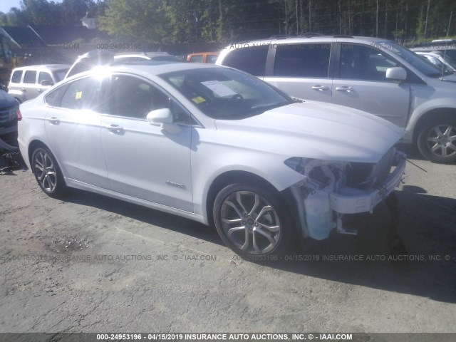 2019 FORD FUSION,